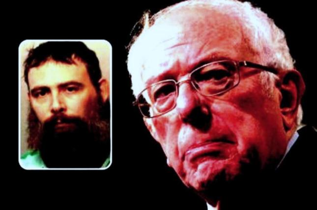 Sanders commie sm print