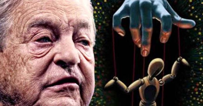 Soros puppet master lg print