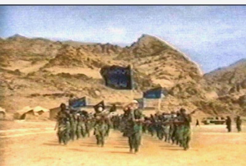 Al-Quida Camp docu