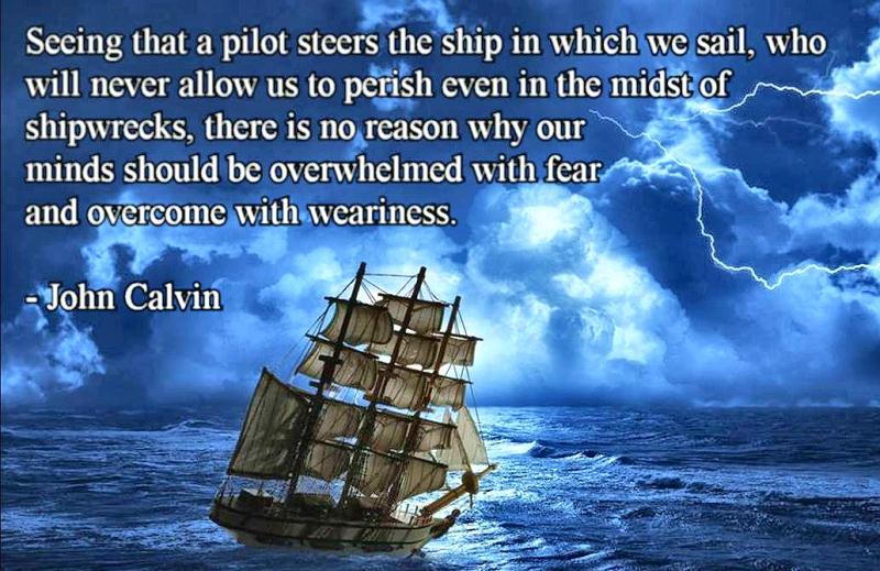 Calvin at sea docu