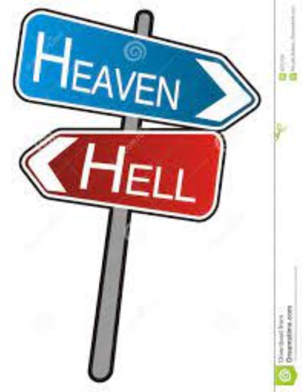 Heaven or hell docu