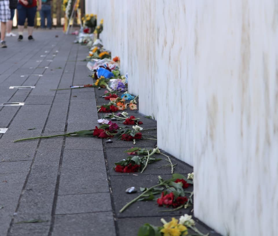 In Honor of the Flight 93 Heroes, September 11,2001
