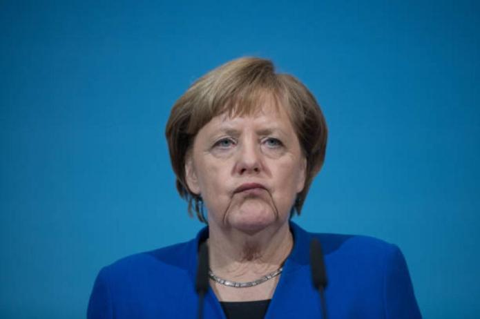 Merkel dumb ass sm printjpg