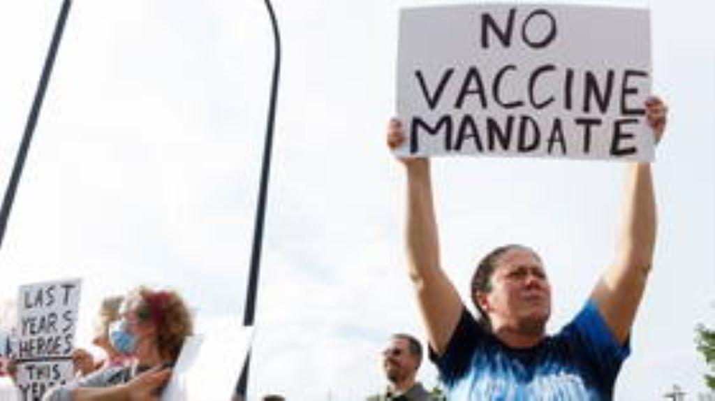 'Time to resist': Republicans denounce  Biden vax mandate as 'absolutely unconstitutional,' claim he has 'ZERO'  authority to doit