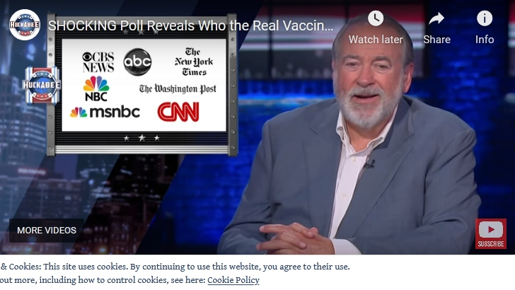 """Watch """"SHOCKING Poll Reveals Who the Real Vaccine SKEPTICS Are 