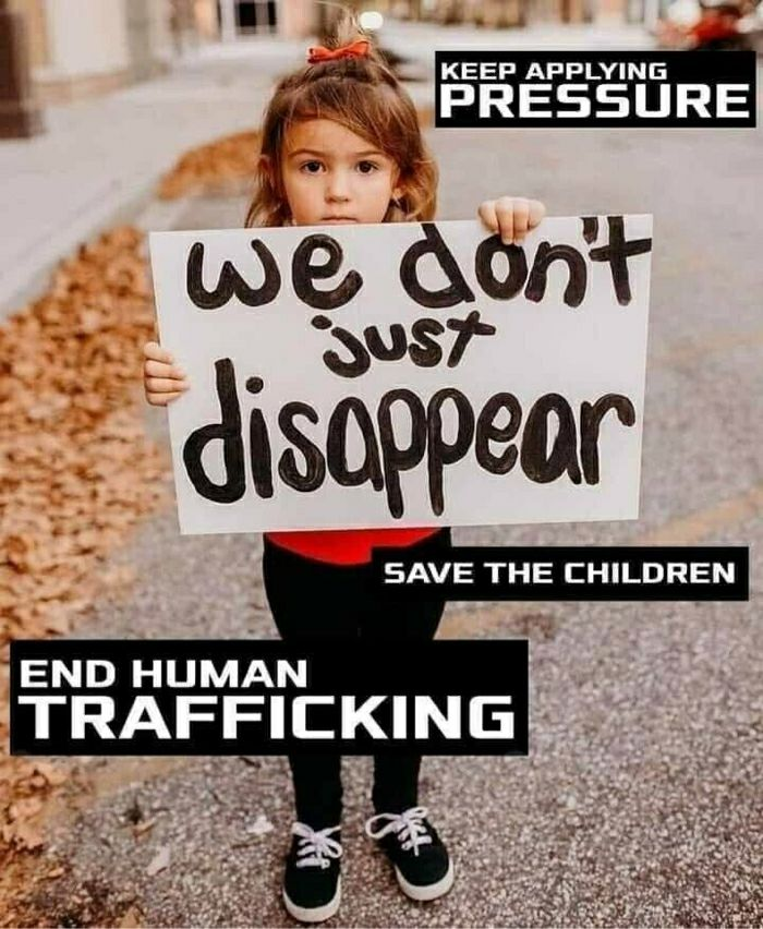 Welcome to the New Face of SexTrafficking