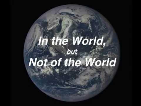 world not of