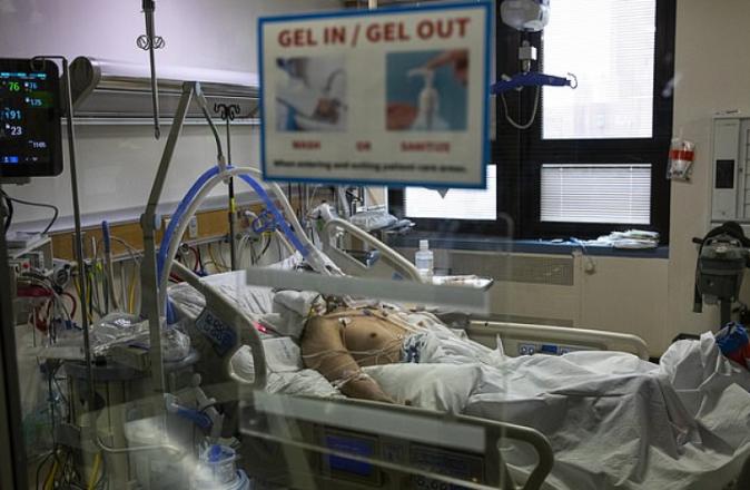Hospitals KILLING TheUnvaccinated